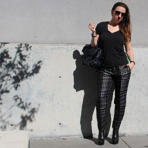 Gucci Silk Trousers